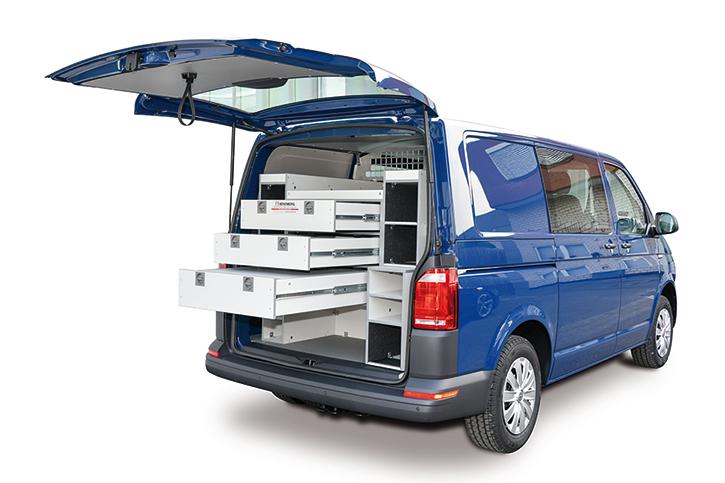 geol f r transporter mit kurzem radstand walter b senberg gmbh fahrzeugeinrichtungen. Black Bedroom Furniture Sets. Home Design Ideas
